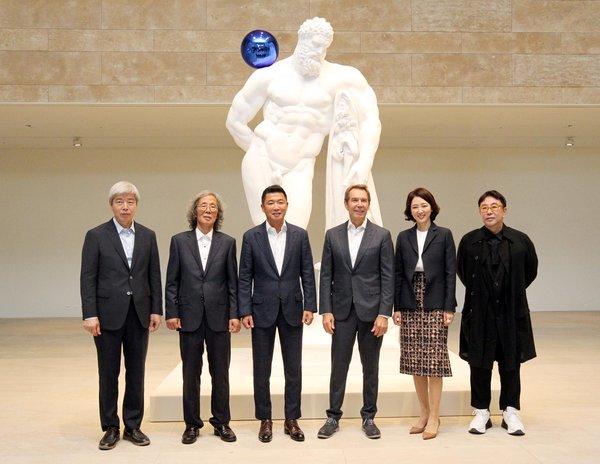 Paradise Art Space, menampilkan karya seni modern dan kontemporer resmi dibuka di Seoul