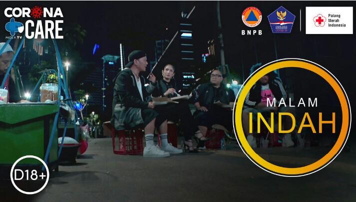 Langganan paket, MOLA TV salurkan bantuan penanggulangan COVID-19
