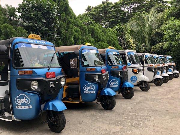 Get Ride, transportasi online berbasis komunitas secara resmi meluncur di Myanmar