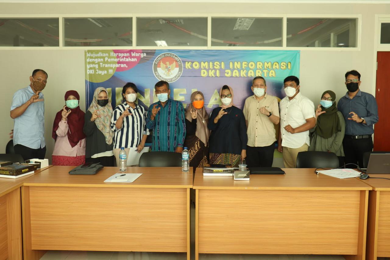 Tantangan era pandemik, KIP DKI Jakarta bersiap lakukan evaluasi layanan informasi publik