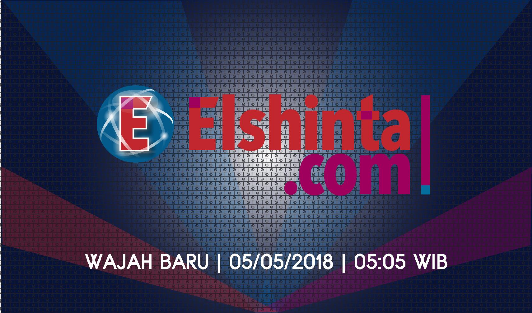 Elshinta Dotcom tampilan baru mengusung angka 5 (lima). Ada apa dengan angka lima?