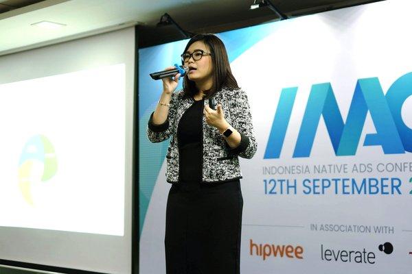 Dable menyelenggarakan Indonesia Native Ads Conference (INAC) 2018 di Kuningan, Jakarta