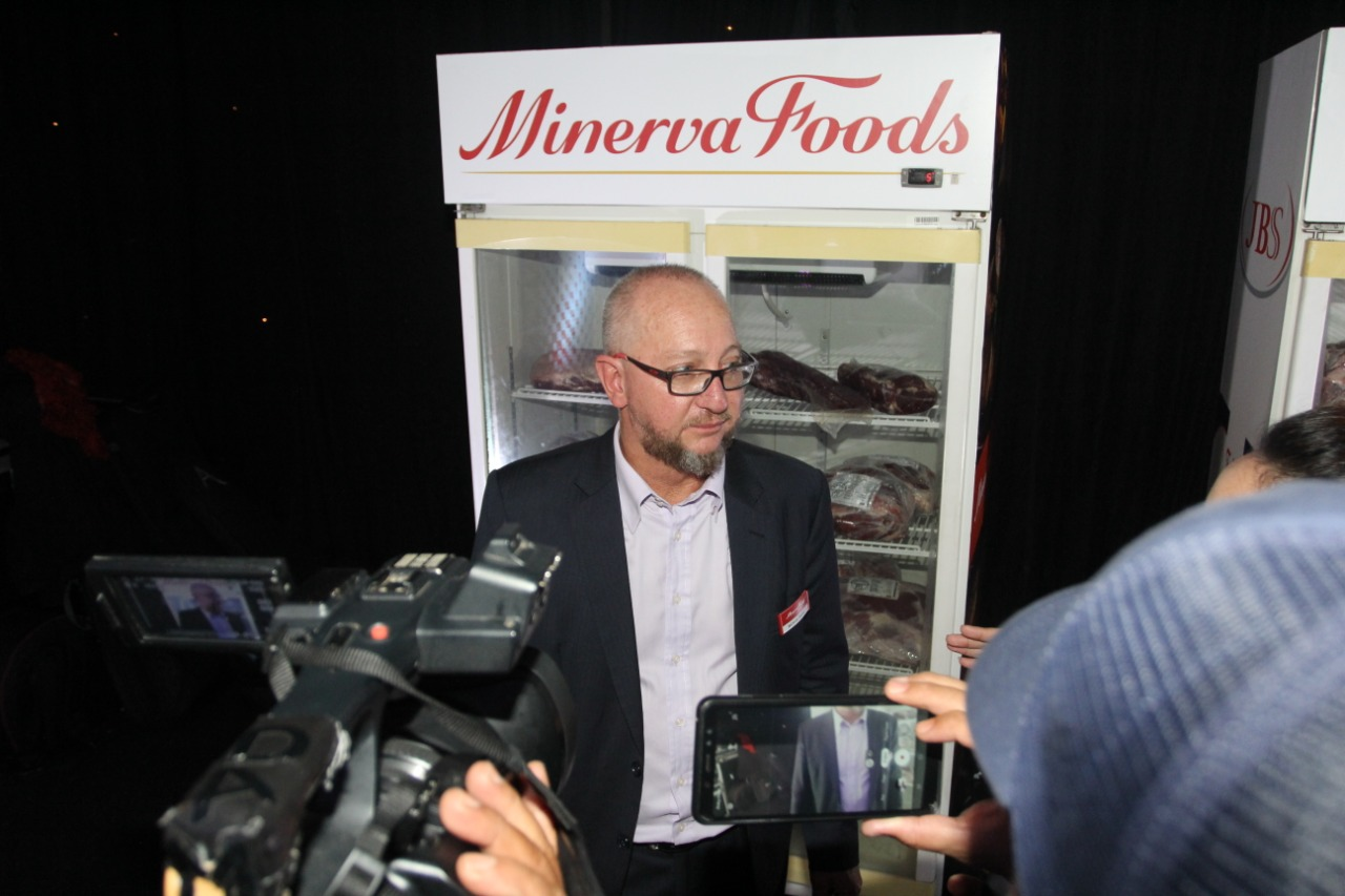 Minerva Foods tingkatkan penetrasi daging sapi asal Brazil di pasar Indonesia