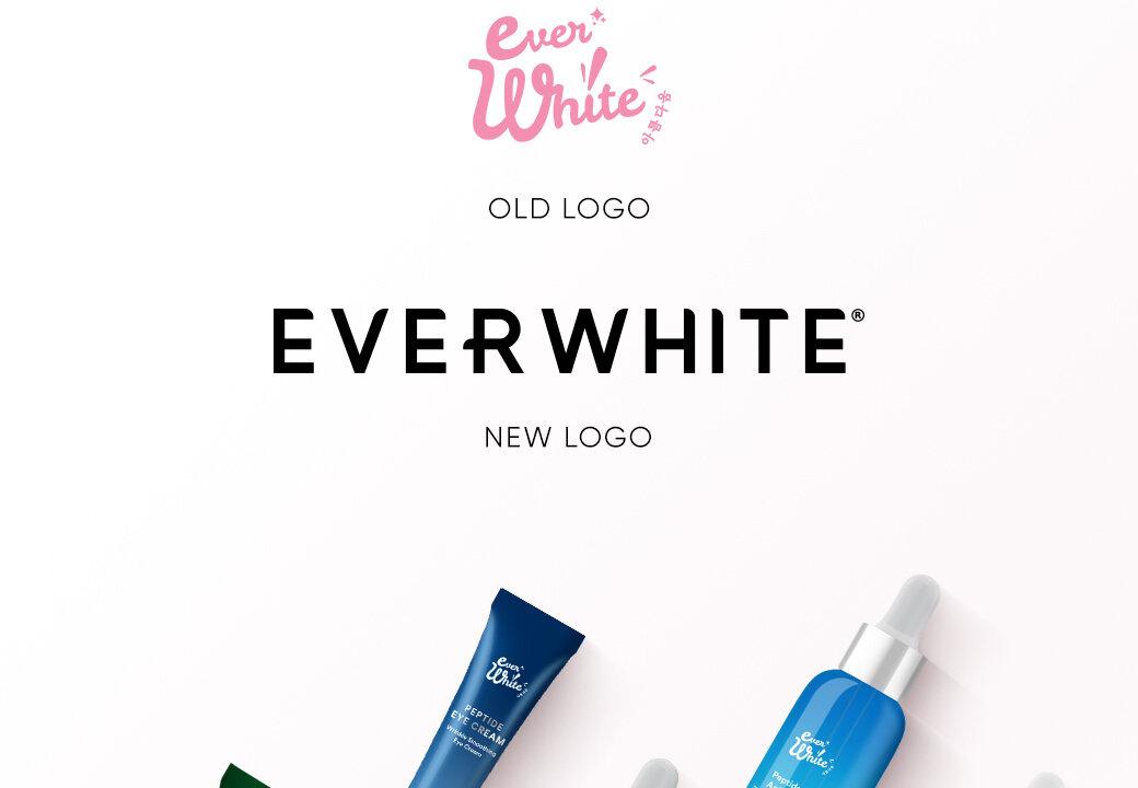 Logo baru, gebrakan Everwhite di awal tahun 2021