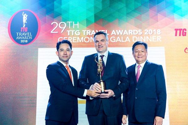 Hertz raih penghargaan industri pariwisata bergengsi TTG Travel Awards di Asia-Pacific