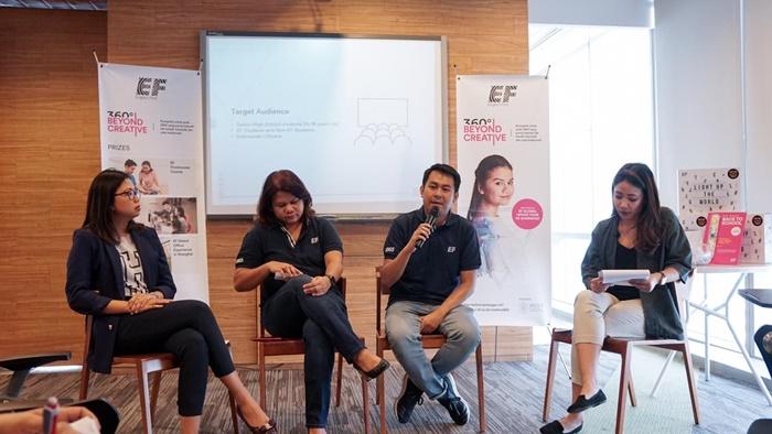 Kompetisi EF 360 membantu generasi muda kreatif Indonesia berdaya saing global