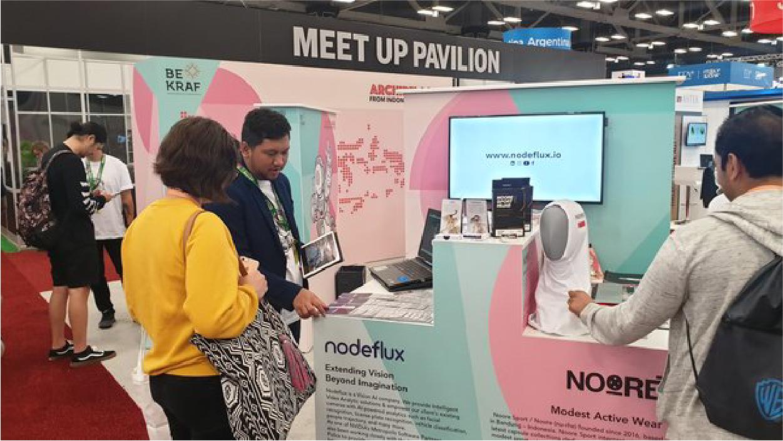 Nodeflux, perusahaan pertama berbasis AI membawa Indonesia lewat acara bergengsi South by SouthWest (SXSW) Conference and Festivals 2019 di Texas, Amerika