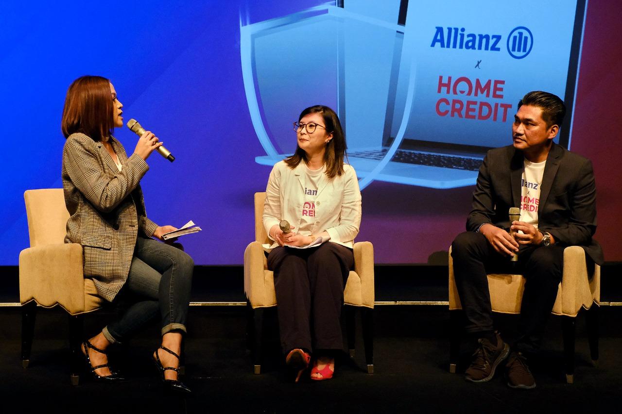 Allianz dan Home Credit Indonesia kerjasama proteksi gadget