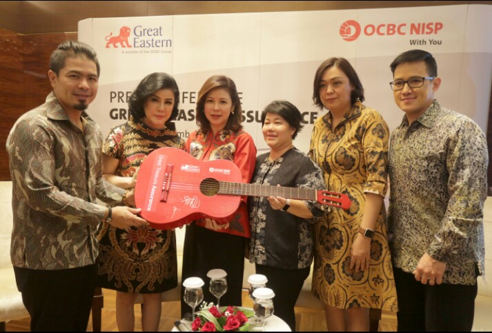 Great Eastern Indonesia dan Bank OCBC NISP luncurkan Great Treasure Assurance