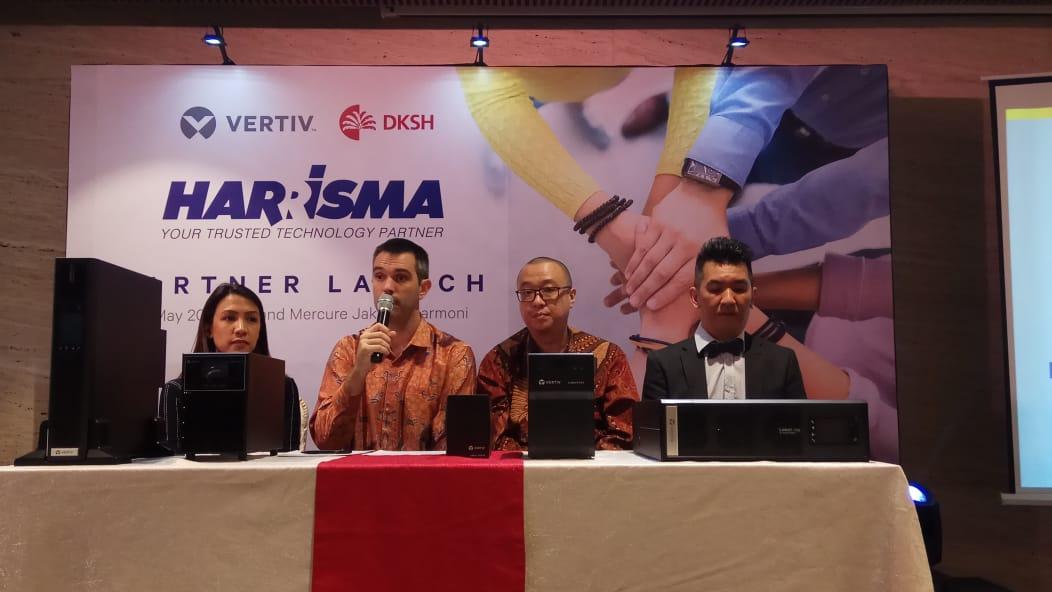 DKSH dan Harrisma jalin kerjasama tawarkan UPS Vertiv di Indonesia