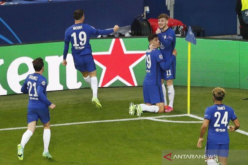 Chelsea juara Liga Champions setelah menumbangkan City