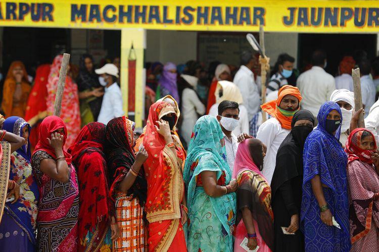 Kekhawatiran soal kedatangan WN India