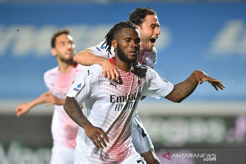 Inter juara, Milan dan Juventus lolos ke Liga Champion