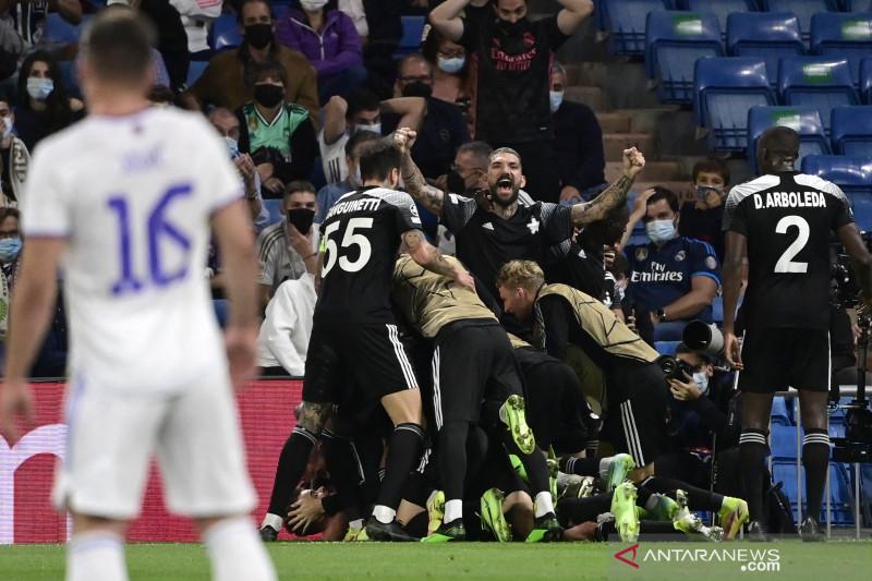 Hasil babak penyisihan grup Liga Champion