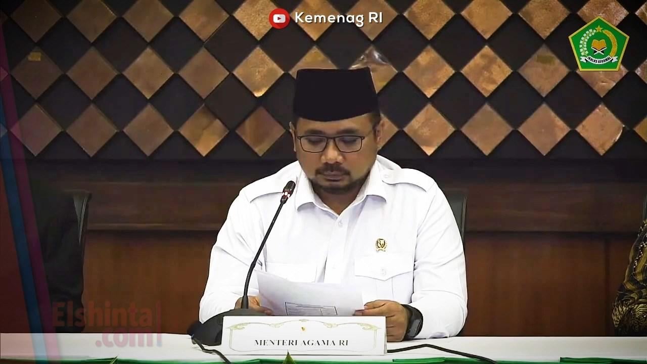 Resmi! Menteri Agama umumkan tidak ada keberangkatan haji 2021