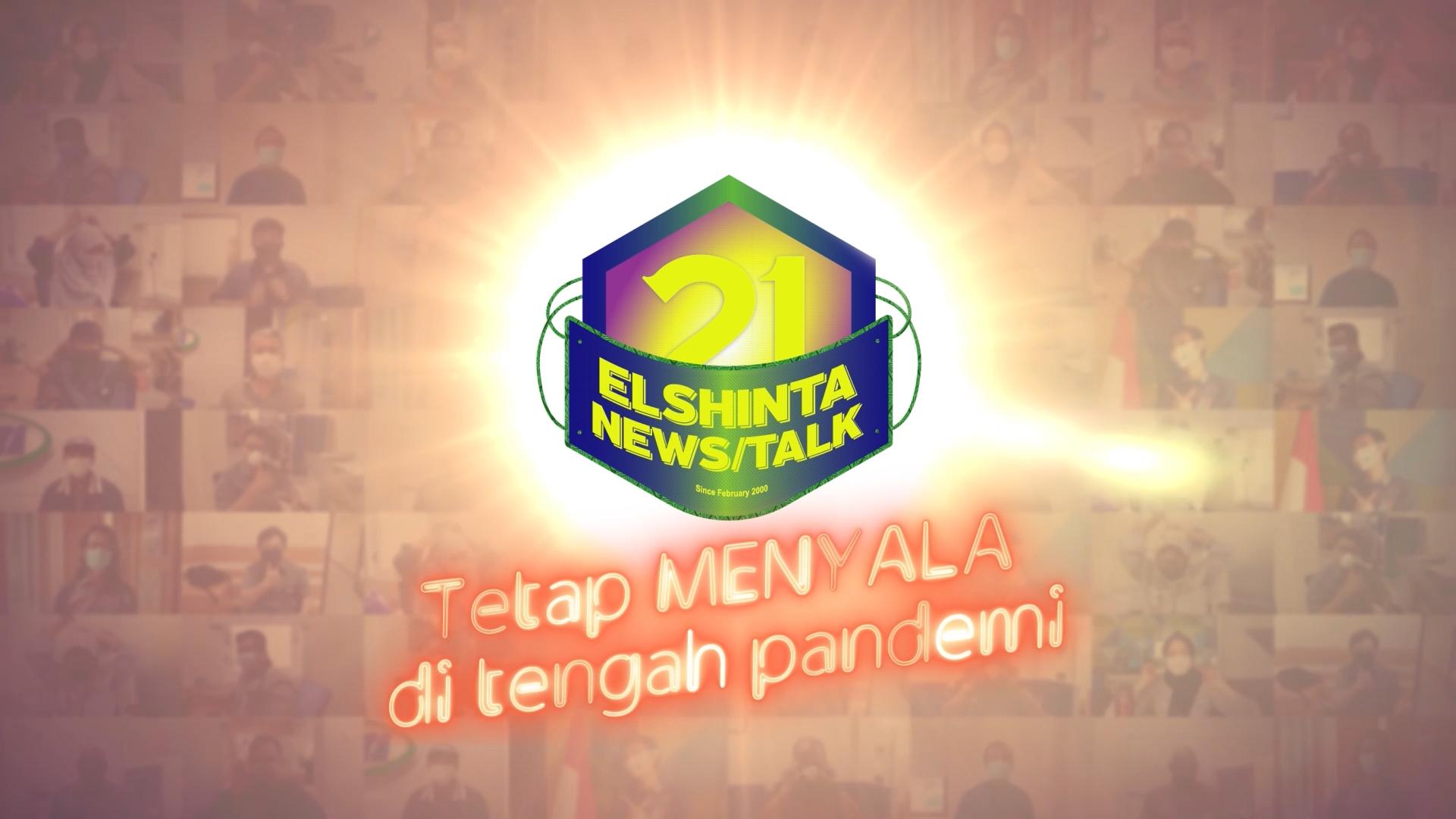 Ucapan HUT Elshinta News & Talk ke-21 dari beberapa tokoh