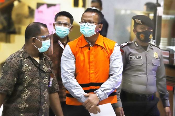 Edhy Prabowo siap dihukum mati