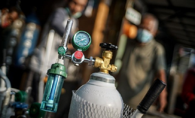 Polri akan tindak tegas penimbun oksigen dan obat