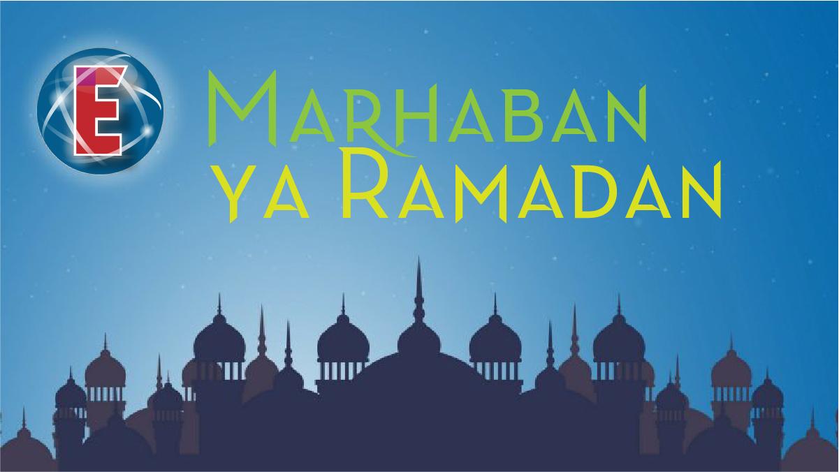 Marhaban ya Ramadan, ibadahku hanya untukMu ya Tuhanku